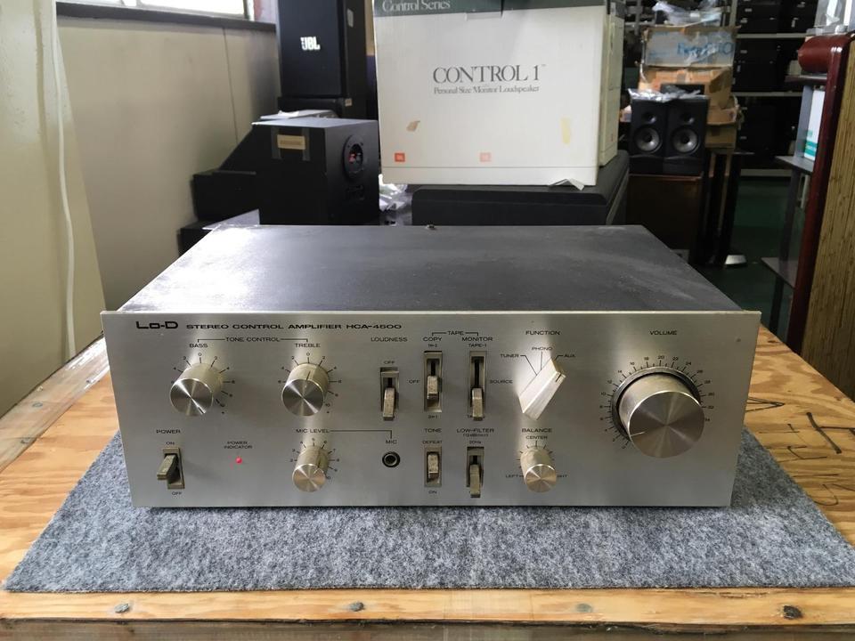 HCA-4500 Lo-D 画像