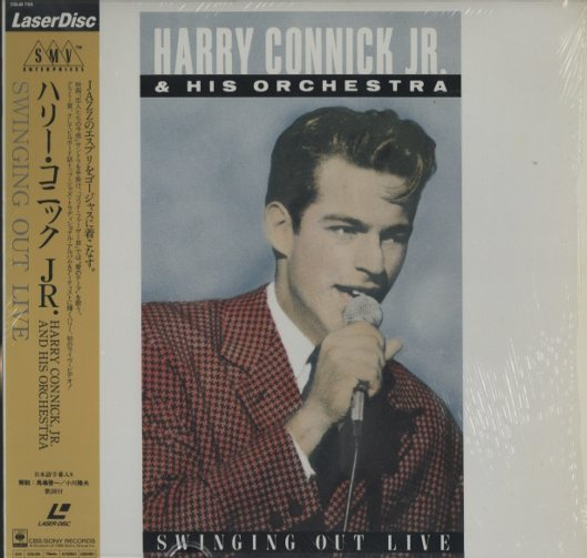 Harry Connick Jr Swinging Out Live