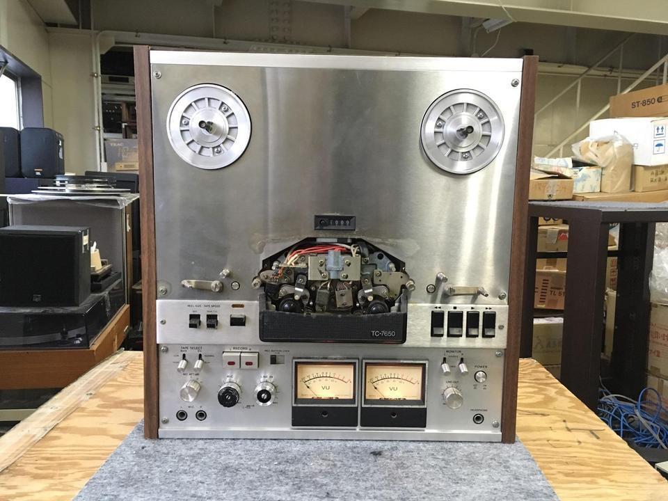 TC-7650 SONY 画像