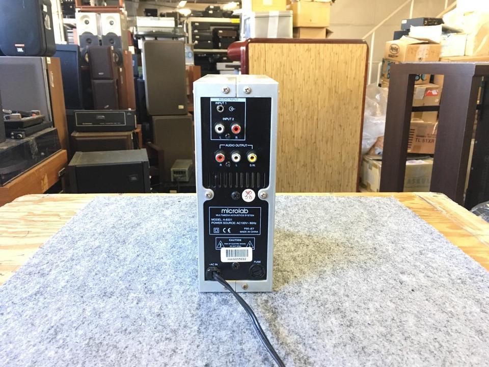 A6331 Microlab 画像