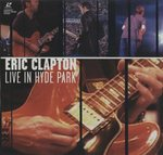 LIVE IN HYDE PARK/ERIC CLAPTON