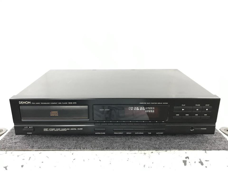 DCD-570 DENON 画像