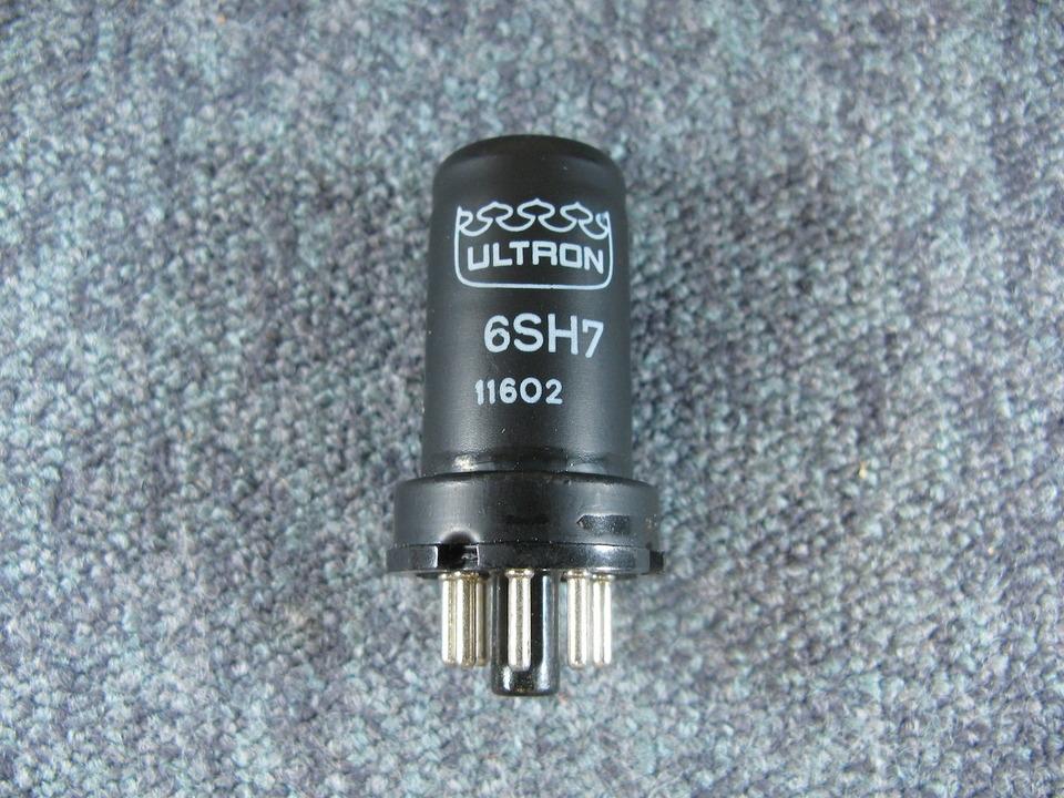 6SH7 ULTRON 画像