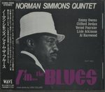 I'M THE BLUES/NORMAN SIMMONS