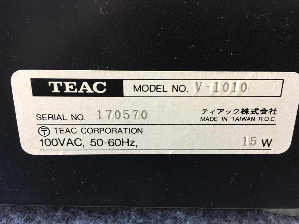 V-1010 TEAC 画像