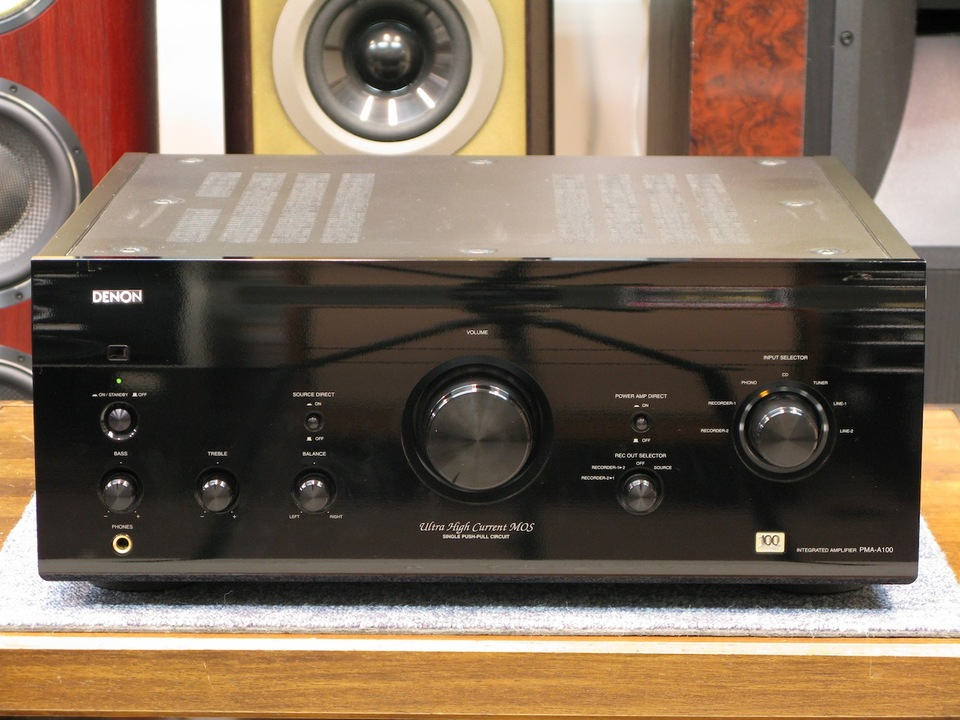 PMA-A100 DENON 画像