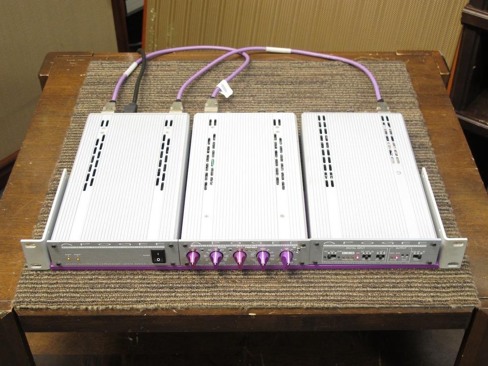 DA1000+AD500+PS1000 APOGEE アポジー D/Aコンバータ image[c]