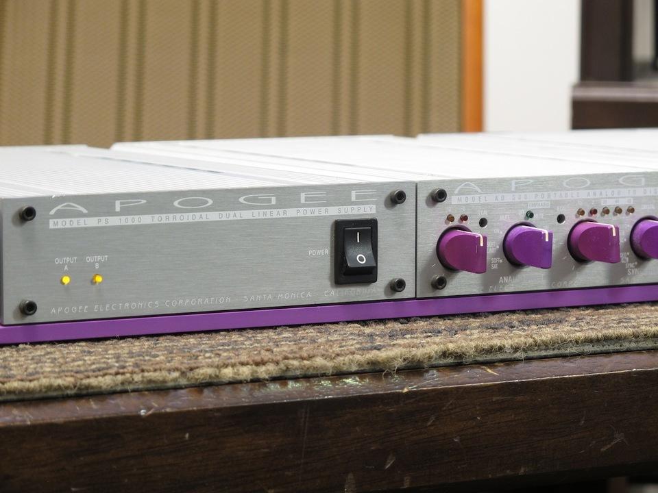 DA1000+AD500+PS1000 APOGEE アポジー D/Aコンバータ image[e]