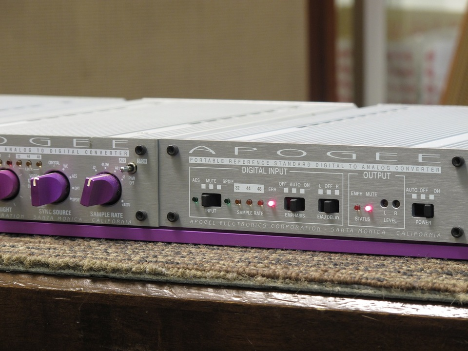 DA1000+AD500+PS1000 APOGEE アポジー D/Aコンバータ image[f]
