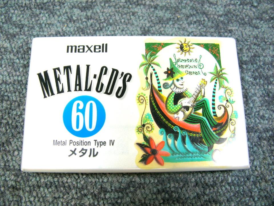METAL CDS 60  画像