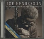 THE STATE OF THE TENOR/JOE HENDERSON