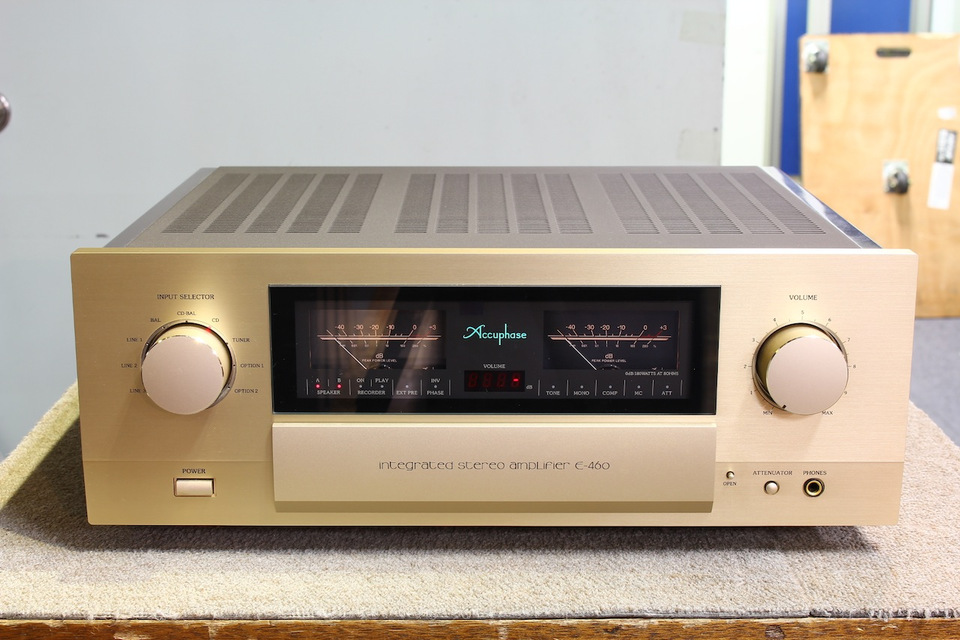 E-460 Accuphase