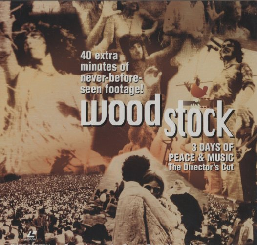 WOODSTOCK: 3 DAYS OF PEACE & MUSIC  画像