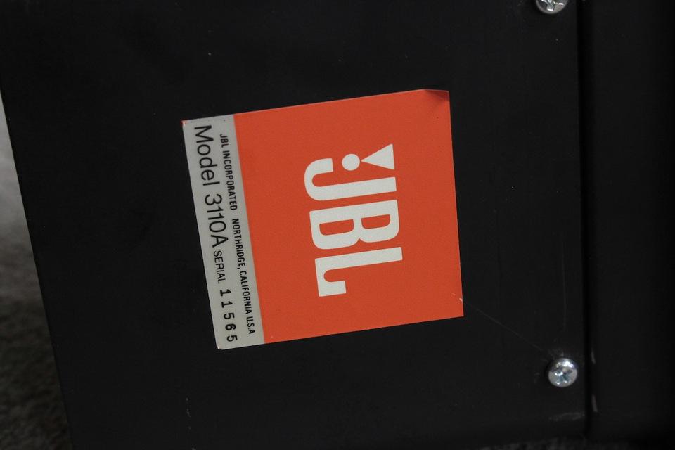 3110A JBL 画像