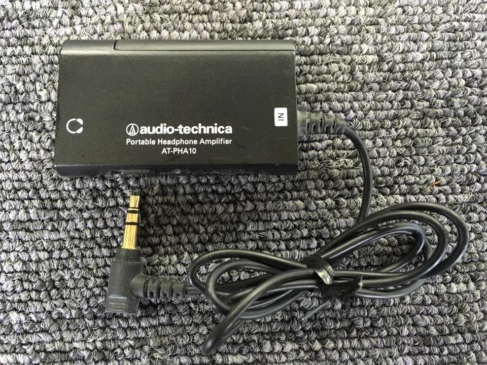 AT-PHA10 audio-technica 画像