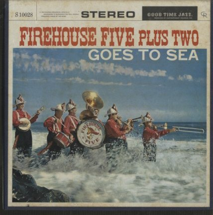 GOES TO SEA/FIREHOUSE 5+2  画像