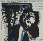 A CONCERT OF CONTEMPORARY MUSIC/THE MODERN JAZZ SOCIETY