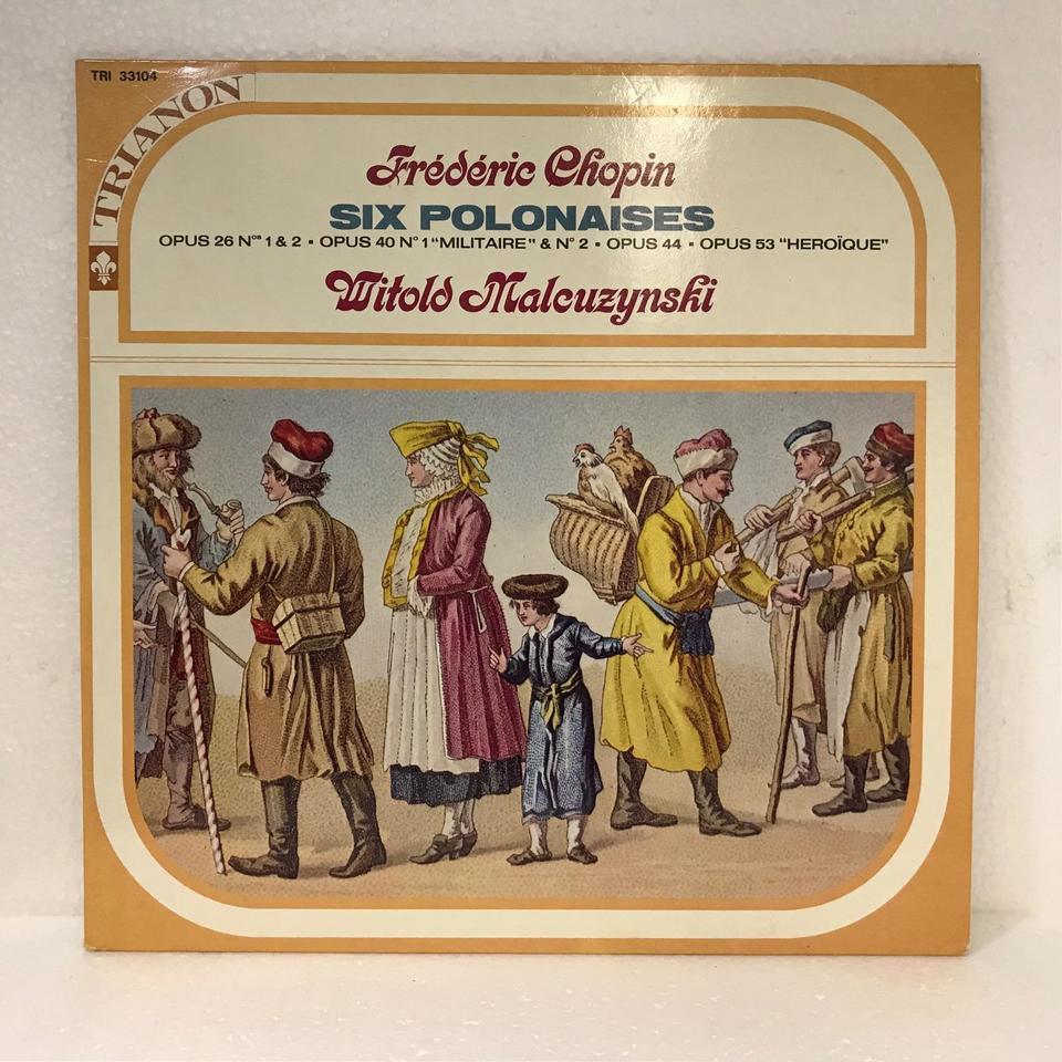 ショパン:6つのポロネーズ集 ショパン 画像