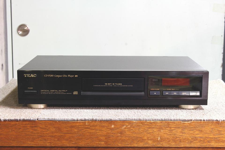 CD-P280 TEAC 画像