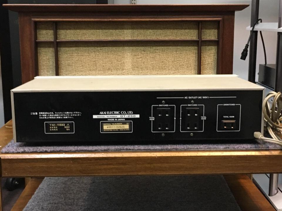 DT-250 AKAI 画像