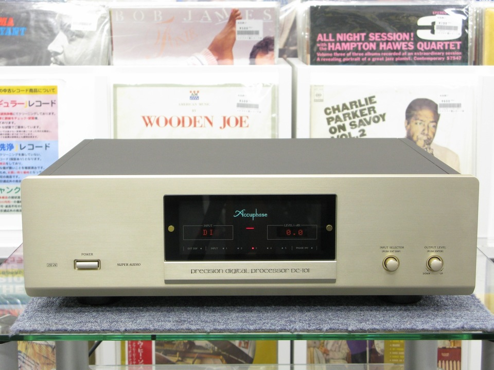DC-101 Accuphase 画像