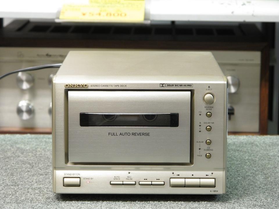 K-185X ONKYO 画像