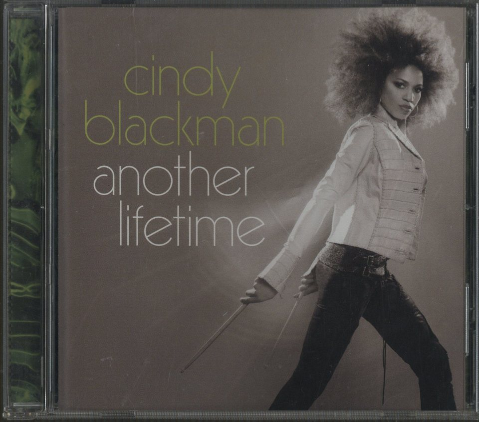 ANOTHER LIFETIME/CINDY BLACKMAN  画像