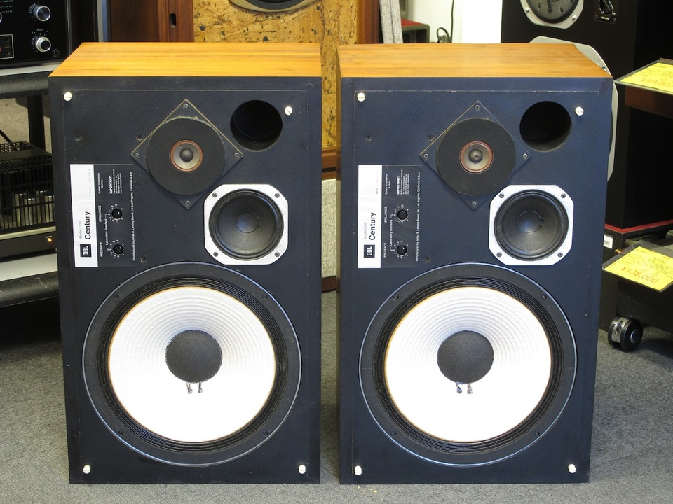 L100 Century JBL HiFi-Do McIntosh/JBL/audio-technica/Jeff