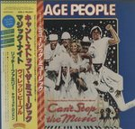 CAN'T STOP THE MUSIC/VILLAGE PEOPLE