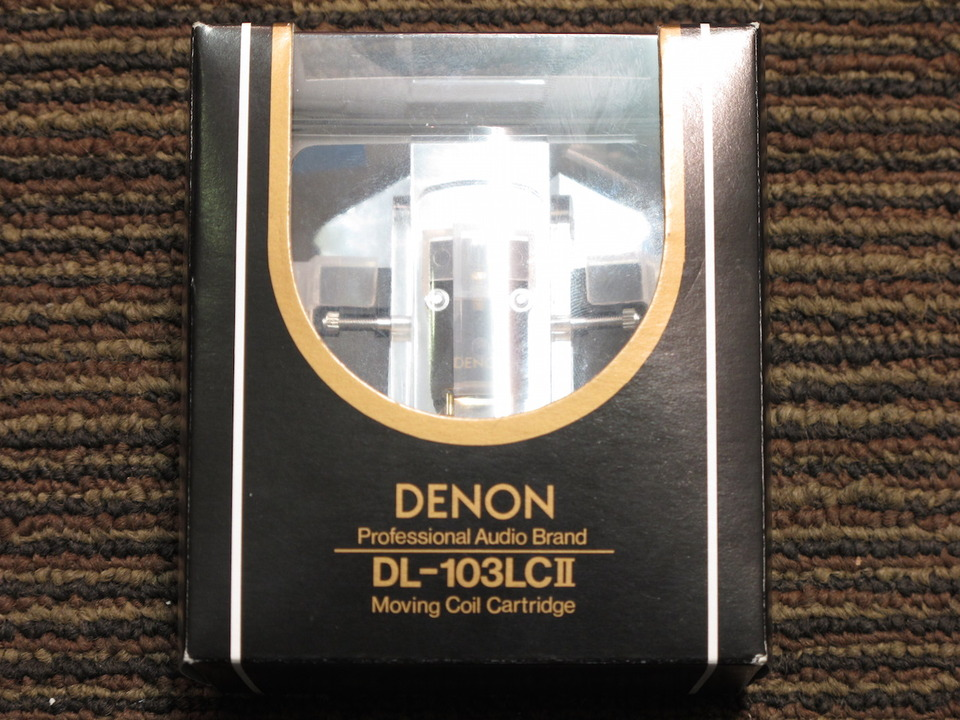 DL-103LC2 DENON 画像