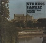 STRAUSS FAMILY ORCHESTRAL WORKS