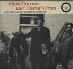 HERE COMES EARL FATHA HINES