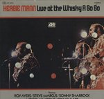 LIVE AT THE WHISKY A GO GO/HERBIE MANN