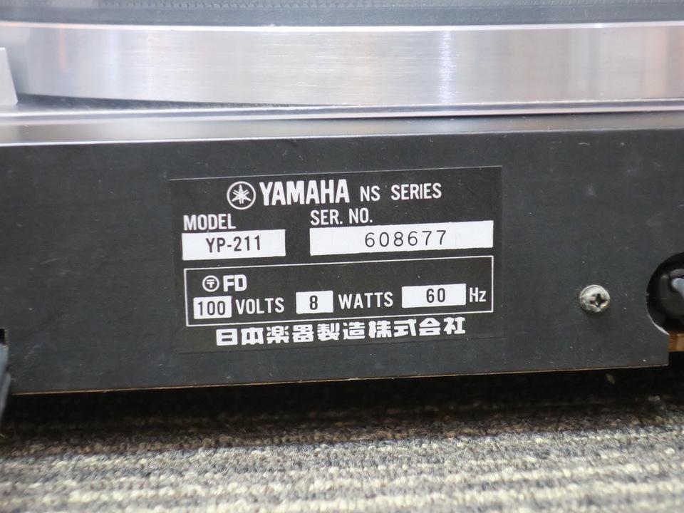 YP-211 YAMAHA 画像