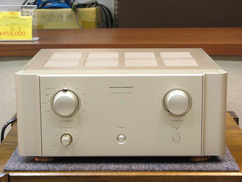 PM-15 marantz 画像