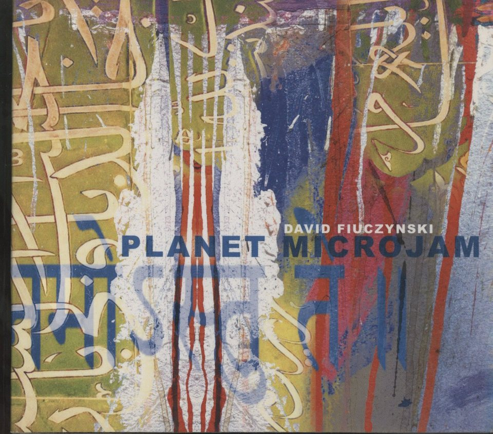 PLANET MICROJAM/DAVID FIUCZYNSKI DAVID FIUCZYNSKI  CD洋楽 画像a