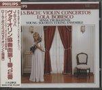 J.S.バッハ:ヴァイオリン協奏曲第1番、第2番、ヴァイオリンとオーボエのための協奏曲