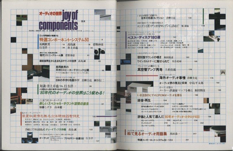 オーディオの世界 ~joy of components~  画像