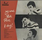 MY NAME IS RUTH PRICE. . . I SING