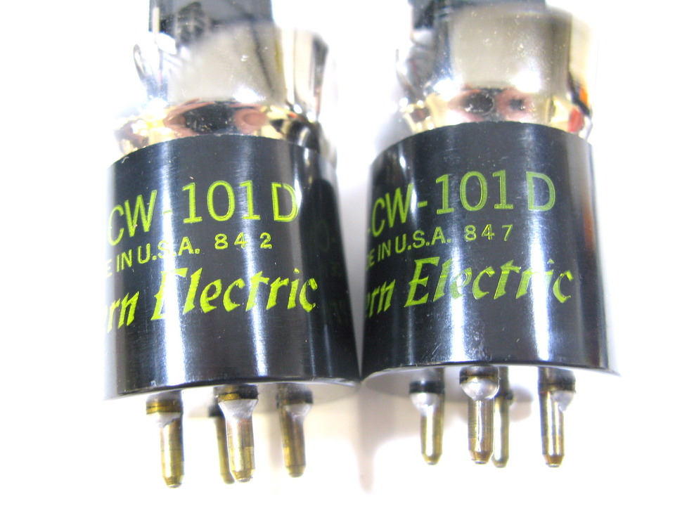 101D WESTERN ELECTRIC 画像