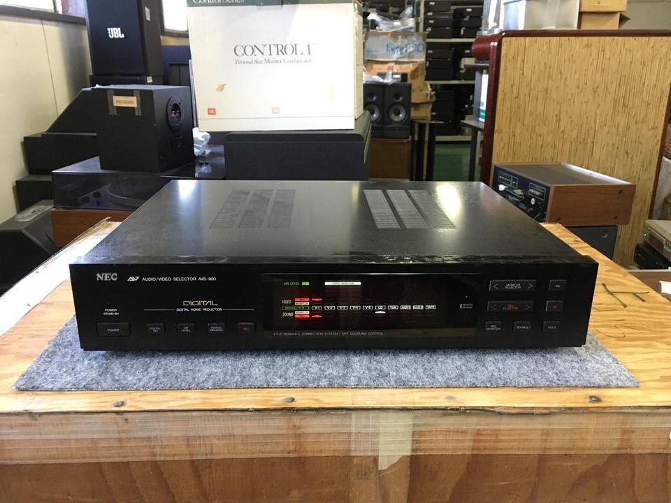 AVS-900 NEC 画像