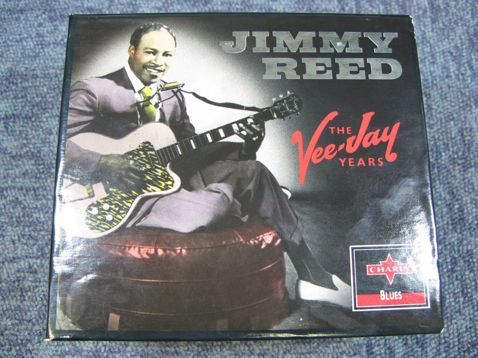 THE VEE-JAY YEARS/JIMMY REED  画像
