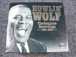THE COMPLETE RECORDINGS 1951-1969/HOWLIN' WOLF