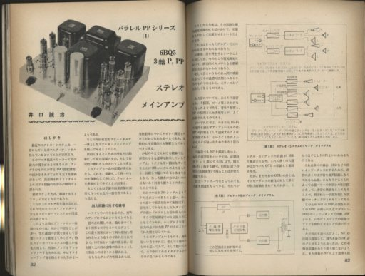 MJ-無線と実験- 1966年11月号  画像