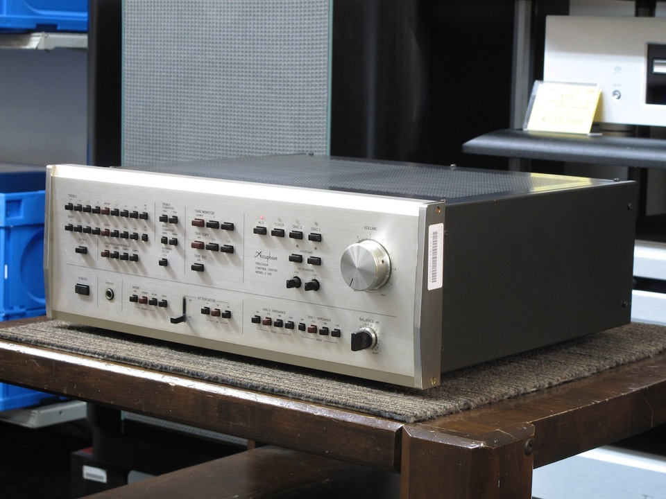 C-240 Accuphase アキュフェーズ コントロールアンプ(トランジスター) 画像c