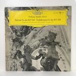 モーツァルト:交響曲第39番、ヴァイオリン協奏曲第4番