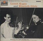 ルクレール/テレマン/イザイ:二つのヴァイオリンのための作品