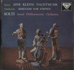 モーツァルト:アイネ・クライネ・ナハトムジーク/チャイコフスキー:弦楽セレナード