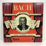 J.S.バッハ:無伴奏チェロ組曲第1番、第4番
