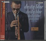DUSTY BLUE/HOWARD McGHEE